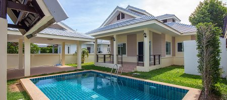 Beautiful Pool Villa for Rent (30641)