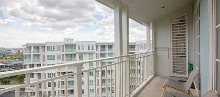 Condominium Near Takiab Beach for Rent (40498)