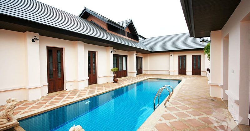 High Quality Pool Villa for Rent (30293)