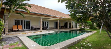 Beautiful Villa at Orchid Palm Home 3 for Rent (30647)