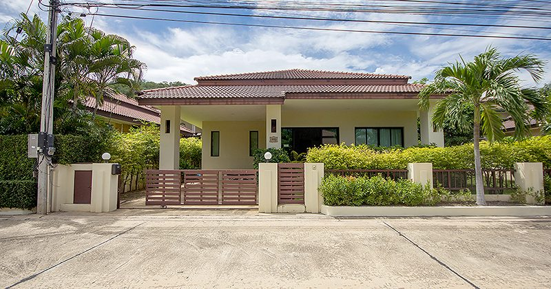 House for Rent in Hua Hin Herizon (30645)