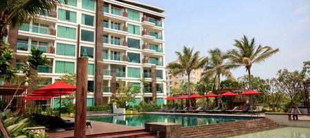 Condominium in the Heart of Khao Takiap (40317)