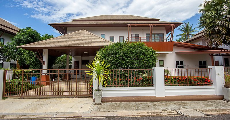 Beautiful 2 Storey House in Hua Hin for Rent (30651)