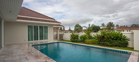 Pool Villa for Rent at Wood Land Hua Hin 88  (30650)