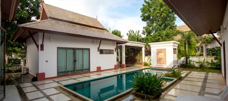 Luxury Pool Villa for Rent (30544)