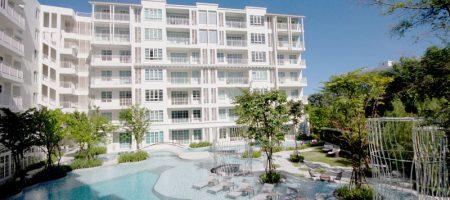 Condominium Near Takiab Beach for Rent (40443)