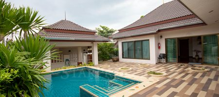 Bungalow for Rent with Private Pool  (30515)