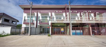 Beautiful Town Home For Rent Soi 102 (30654)