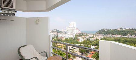 Great Sea View Condominium for Rent (40367)