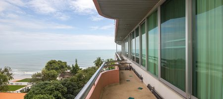 Sea View Unit at Esplanade for Rent (40679)