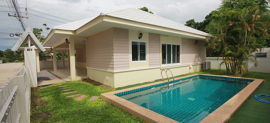 Beautiful Pool Villa for Rent (30692)