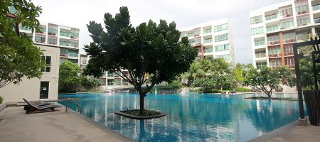 Condominium in Hua Hin for Sale (20743)