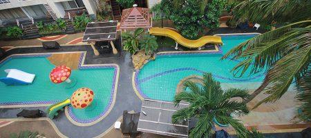 Beautiful Condominium for Rent Hua Hin Soi 7 (40691)