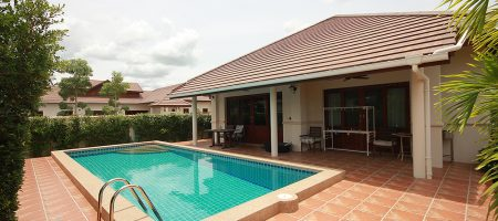 High Quality Pool Villa for Sale (11336)