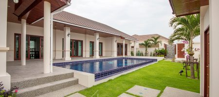 High Quality Pool Villa for Sale (11325)