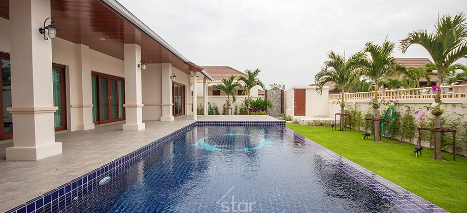 High Quality Pool Villa for Rent (30675)