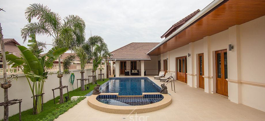 High Quality Pool Villa for Rent (30676)