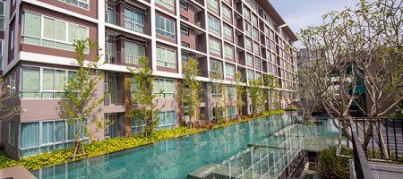 Condominium in Hua Hin for Rent (40372)