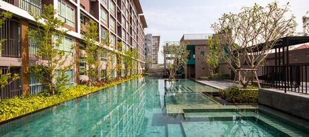 Condominium in Hua Hin for Rent (40557)
