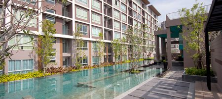 Condominium in Hua Hin for Rent (40451)
