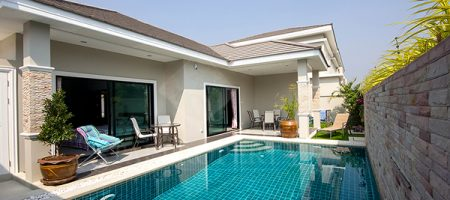 Beautiful Pool Villa for Rent (30489)