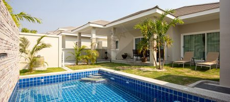 Beautiful Pool Villa for Rent (30491)