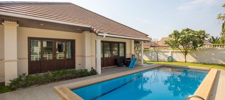 High Quality Pool Villa for Rent (30678)