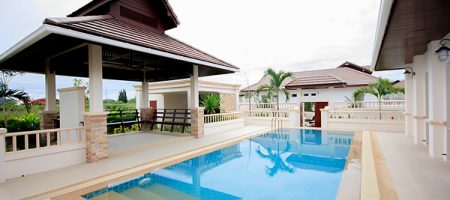 Beautiful Pool Villa for Rent (30434)