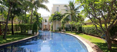 Blue Lagoon Hua Hin Condominium (20746)