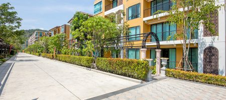 Condominium on Beach for Rent at Bella Costa (40684)
