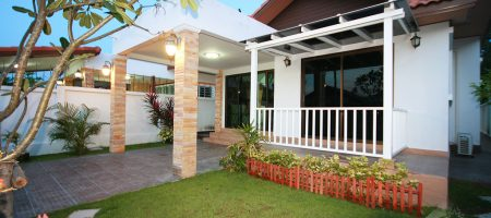 This Bungalow is Located 3 Km West of Hua Hin Town. The H (30287)