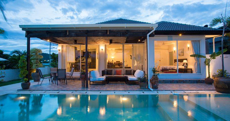 Beautiful Pool Villa for Sale at Laguna (11339)