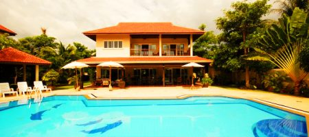 Beautiful Pool Villa For Rent (30613)