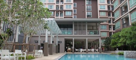 Condominium in Hua Hin for Rent (40542)
