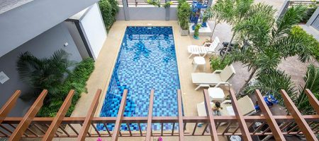A 2 Stories in Hua Hin Town for Rent (30640)