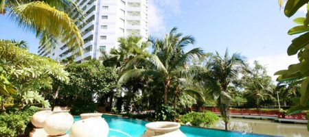 Condominium in Hua Hin for Rent (40458)