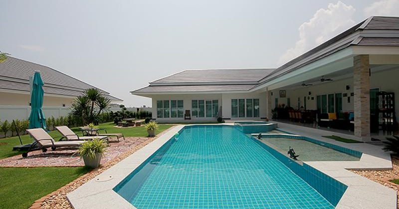 Palm Pool Villa (30634)