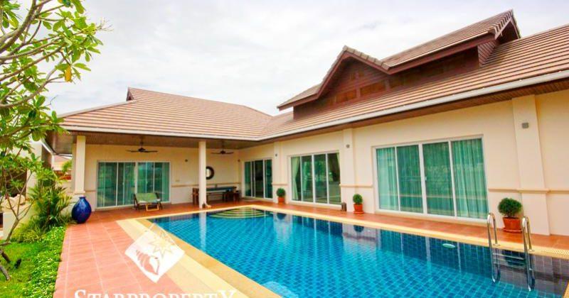 Beautiful Villa For Rent (30593)