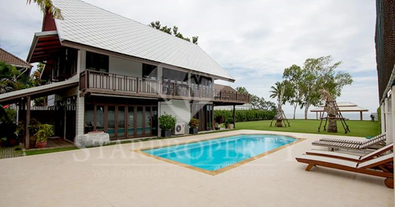 Stunning Beach House in Hua Hin (30122)
