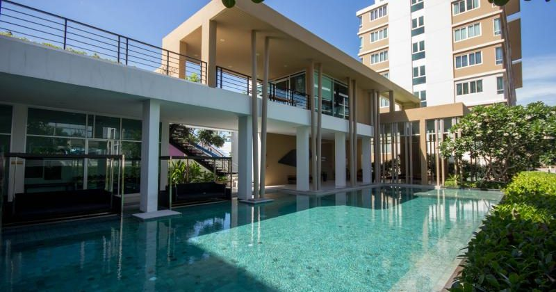 2 Bedroom Unit at Baan Kookieng for Sale (20762)