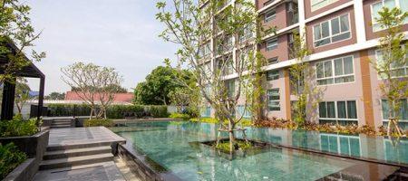 Condominium in Hua Hin for Rent (40453)