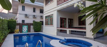 Wonderful Two Storey House for Rent (30209)