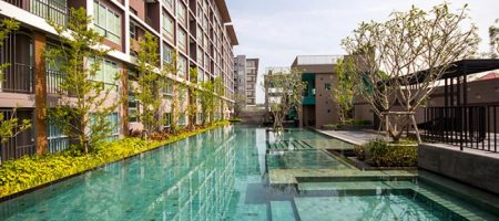 Condominium in Hua Hin for Rent (40512)