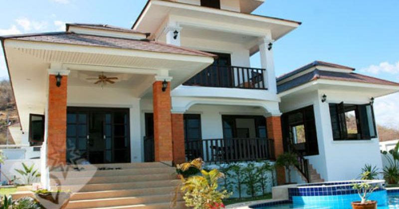 Villa Close to Town with Seaviews (30157)
