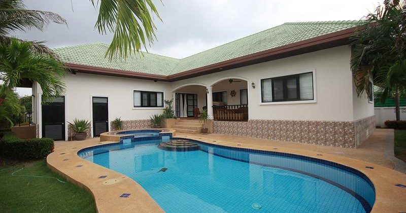 Exclusive Pool Villa For Rent Hua Hin Soi 126 (30690)