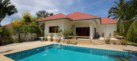 Bungalow in Hua Hin for Rent (30501)