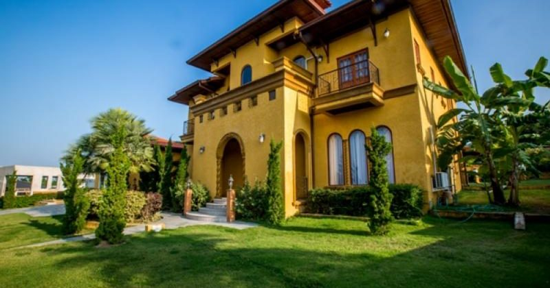 Tuscan House With Private Pool (30603)