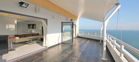 Condominium on Cha Am Beach for Rent (40365)