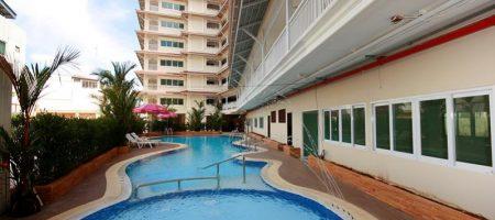 Capital Sea View Condo For Rent (40478)