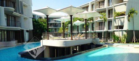 Baan San Kraam Condominium for Rent (40416)